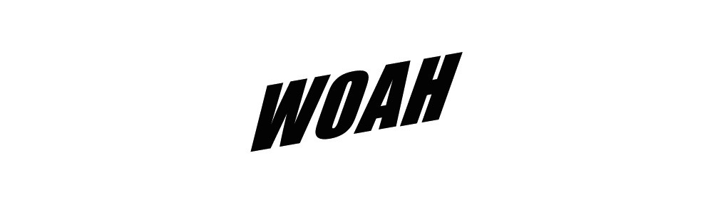 WOAH | Audiodrome
